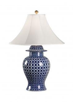 JORDAN VASE LAMP