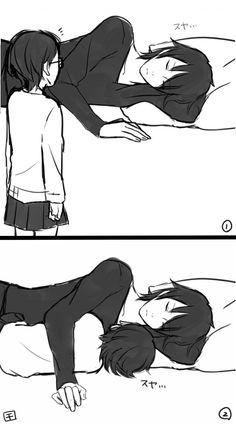 Sasuke&Sarada Uchiha <3 #naruto #family #love