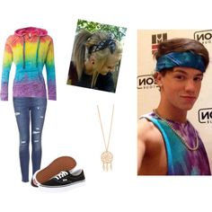 Meeting Taylor Caniff at Magcon