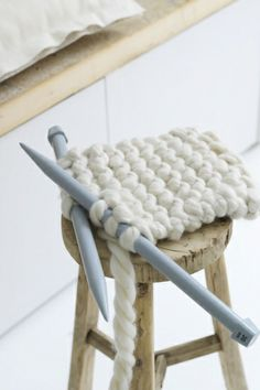 XXL knit