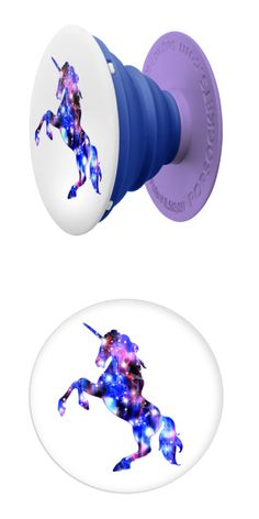 Cosmic Unicorn Pop Socket
