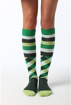 Urban Outfitters: thanks Michi Girl for showing us these socks