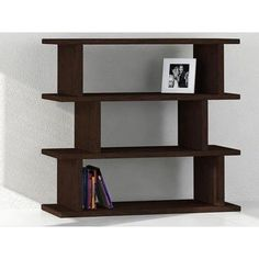 TOTEM Side Table, Sofa Table, Shelving unit - Modern Furniture Deals . Available in white, oak, dark brown, black, red, orange and green colours... www.modernfurnituredeals.co.uk