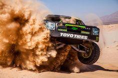 bj baldwin | BJ Baldwin New look trophy truck!
