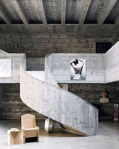Piet Boon delivers Concrete Wallpaper