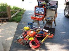 Very Organized setup
