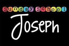 Preschool - First Grade Sunday School Joseph Pinterest Board: games, activities, resources and teaching ideas.