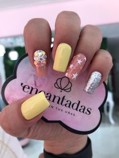 Dream Nails, Love Nails, Fun Nails, Kylie Jenner Nails, Nails First, Xmas Nails, Manicure E Pedicure, Hair Skin Nails, Colorful Nail Designs