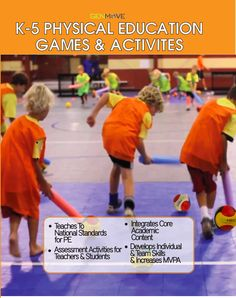 Fun Games that teach to National Standards for PE/Health, level the playing field so that ALL kids participate in group activities! Elementary Physical Education, Physical Education Activities, Elementary Pe, Pe Activities, Health And Physical Education, Activity Games, Educational Activities, Fun Games, Leadership Activities