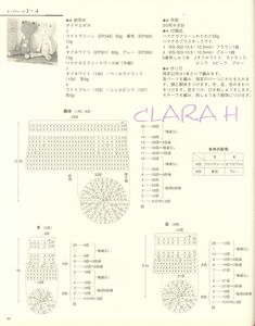 Amigurumi CLARAH
