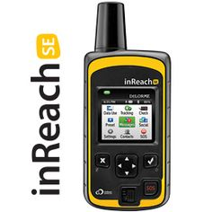 InReach: Iridium satellite network w/100% global coverage. In an emergency, you can trigger an SOS, receive delivery confirmation, and then have an two-way text conversation with search and rescue monitoring center until help arrives.