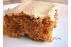 Очень люблю морковный торт, но никак не могла получить настоящий вкус. Спустя нескольких попыток, наконец-то получился очень вкусный тортик! 1. Все смешать и вылить в небольшую форму. 2. Поставить в духовку 180С примерно на 18 мин. 3. Охладить. Смешать 3 ст. л. крем-сыра с 1 ст. л. сахзама и ч. л. ванили, намазать на торт. Разрезать на три части и кушать по кусочку в день!