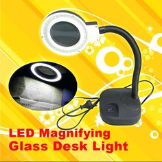 30 Desk Light with Magnifying Glass - Modern Affordable Furniture Check more at http://michael-malarkey.com/desk-light-with-magnifying-glass/