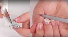 Met deze vreemde truc repareer jij binnen een mum van tijd een gescheurde nagel…