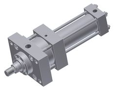 One requires pneumatic and hydraulic cylinders which upgrades its execution, is essentially composed and fabricated in best quality for particular application.