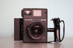 Polaroid 600se CB70 back