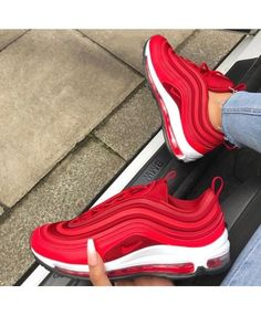 2018 Nike Air Max 97 Ultra Femme GYM Rouge/Rouge foncé