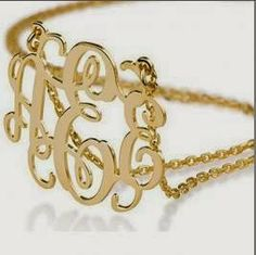 Style, Decor & More: 9th & Elm Monogram Necklace Giveaway! ENDS 12/14 ***********ENDS TONIGHT!******* HURRY! HURRY!  http://www.styledecordeals.com/2013/12/9th-elm-monogram-necklace-giveaway.html