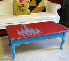stoep coffee table idea