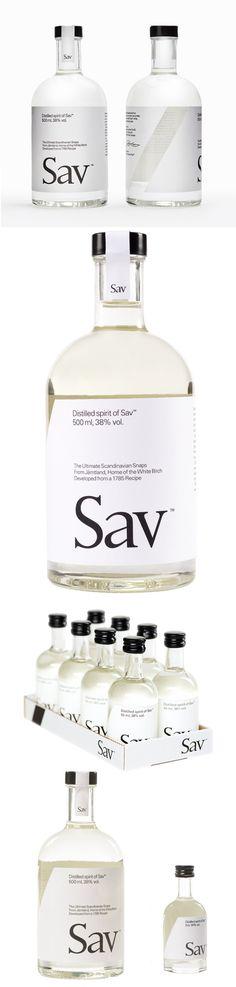Sav Snaps bottles and packaging.