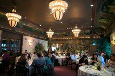SF Restaurant Reception