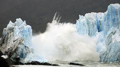 La Nasa a mis en ligne une série de clichés montrant le dérèglement climatique.