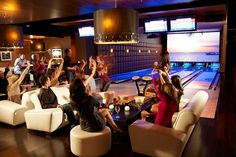 Lucky Strike Lanes & Lounge-Lombard, IL