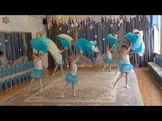 танец с гол вейлами/танец ручейка - YouTube Music Activities, Activities For Kids, Kindergarten Graduation Songs, Dance Baile, Zumba Kids, Baby Ballet, Color Songs, Petite Section, Jazz Dance
