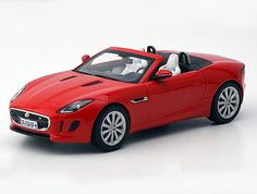 s jaguar f type Model convertible available now at the Mini Model Shop. Jaguar Models, Model Shop, Jaguar F Type, Type S, Diecast Model Cars, Display Case, Scale Models, Convertible, Vehicles