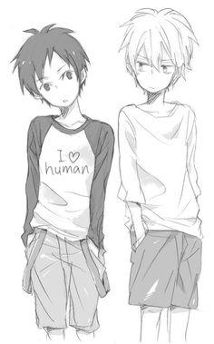 Imagen de durarara, izaya, and anime