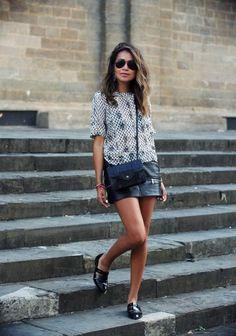 Mini skirt outfits / Stylizacje ze spódniczką mini #miniskirt #outfits #mini #spódniczka #Skirt #blogger #fashion