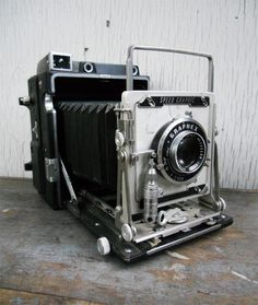 i want this!!!!!!!! Graflex US Government Pacemaker Speed Graphic 4x5 by xxdustbunnyxx, $195.00