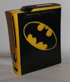 Custom Microsoft Xbox 360 20GB Batman (NTSC)