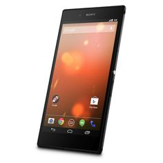 #Tech Conoce el Sony Xperia Z Ultra Google Play Edition,