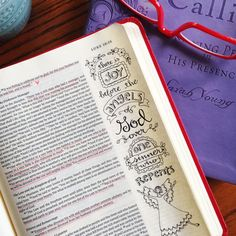 Luke 1510 Bible Journaling Time In My ESV Single Column With Micron Pens Karla Dornacher