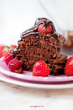 Brownie pancakes My baked goods Brunch Recipes, New Recipes, Dessert Recipes, Desserts, Waffles, Pancakes, Calzone, Kid Friendly Meals, Baked Goods