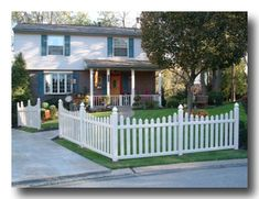 SeeThru Fences Project Plan  Yards And Front Yards - Front yard fencing ideas