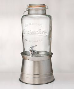 Look what I found on #zulily! Metal Ice Bucket Base 2-Gal. Timeless Hermetic Beverage Dispenser #zulilyfinds