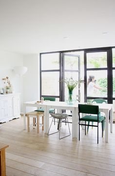 Homes with Heart: Eclectic Modern Family Home