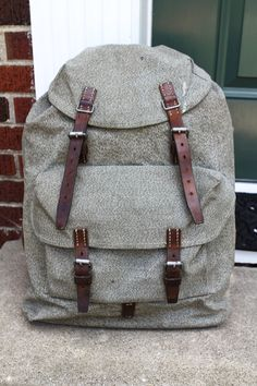Genuine Swiss Army Backpack : So nice for the men in this world. Or the next and the next….