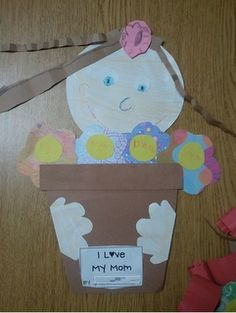 Mother's Day Writing Project