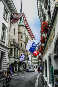 Luzern, Canton of Luzern_ Switzerland