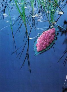 Alemão cria obras de arte em paisagens naturais, com folhas, árvores e flores    Green Museum.