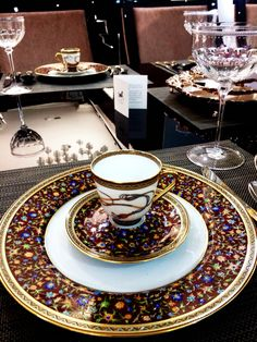 Hermes Cheval d'Orient Coffee cup. KOS home