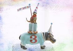 Birthday Giraffe Cake Topper/Orangutan and Giraffe Birthday Cake/Safari Party Cake Topper/Giraffe Cake/Orangutan Cake Giraffe Birthday Cakes, Hippo Cake, Giraffe Cakes, Safari Cakes, Bear Birthday, Sons Birthday, Animal Birthday, Cat Cake Topper, Cake Toppers