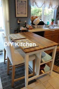 Creative DIY Ideas for the Kitchen #kitchen #diykitchen