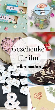 DIY Geschenke für ihn – 8 einfache Ideen zum nach basteln Make DIY gift for yourself. Simple ideas for gifts to make yourself for the friend or the man. Perfect gifts for men for birthday, Valentine's Day or any other occasion. Diy Gifts For Boyfriend Just Because, Boyfriend Gifts, Ideal Boyfriend, Diy Gifts For Him, Presents For Him, Easy Gifts, Mom Gifts, Simple Gifts, Diy Cadeau