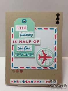 Stampin' Up!, Control Freaks MDS Hybrid Card, Sent with Love Digital Kit