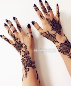 Henna Design By Fatima Arabic Henna Designs, Stylish Mehndi Designs, Mehndi Designs For Beginners, Mehndi Design Photos, Mehndi Designs For Fingers, Henna Designs Easy, Beautiful Henna Designs, Latest Mehndi Designs, Mehndi Designs For Hands