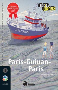 2016-2017 - Paris-Guiuan-Paris - Édition Averbode